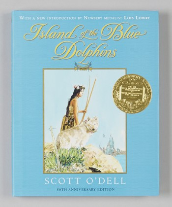 Island of Blue Dolphins Hardcover