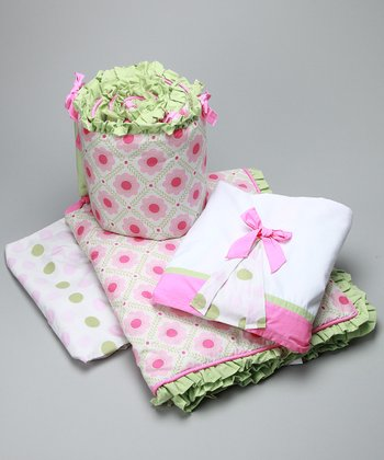 Garden Party Crib Bedding