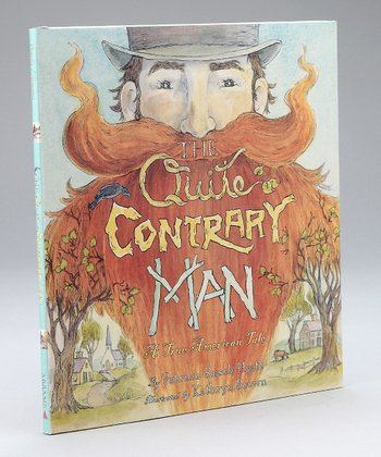 The Quite Contrary Man Picture Book Hardcover
