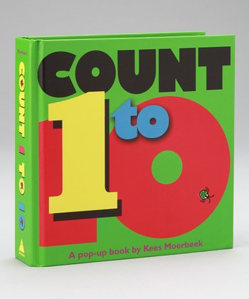 Count 1 to 10 Hardcover