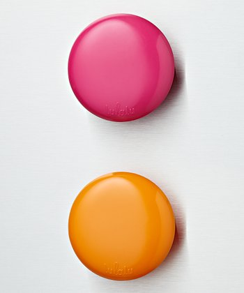 Pink Gelato & Orange Click Clip Stick Set