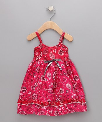 Country Baby Hanky Panky Lily Dress