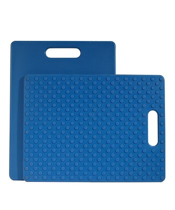 Periwinkle 14'' Original Gripper Cutting Board