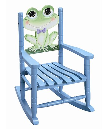 Sun Safari Frog Rocking Chair