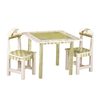 Alphabet Chair - Set of Two