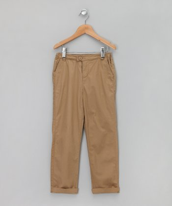 Woodbine Chino Pants - Boys