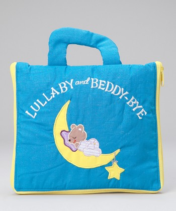 Lullaby and Beddy-Bye Cloth Book