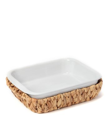 Rectangle Baking Dish & Basket