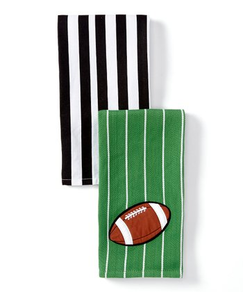 Game Day Dish Towel Set