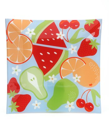 Fruit Salad Serving Plate