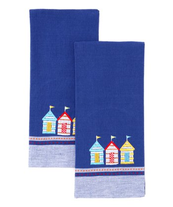 Cabana Dish Towel - Set of Two
