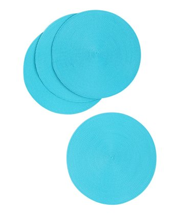 Baja Blue Place Mat - Set of Four