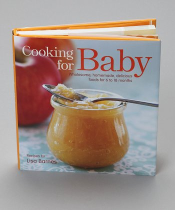 Cooking for Baby Hardcover