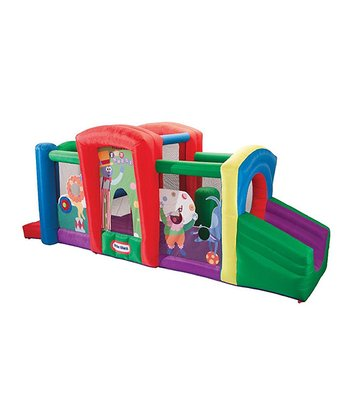 Fun House Bounce House Set