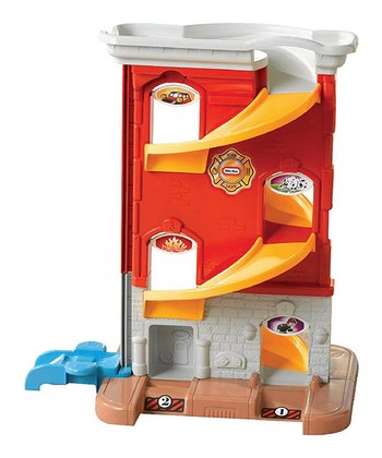 Big Adventure Fire Station Set