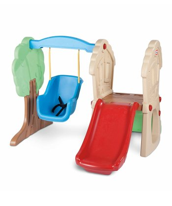 Hide & Seek Climber & Swing