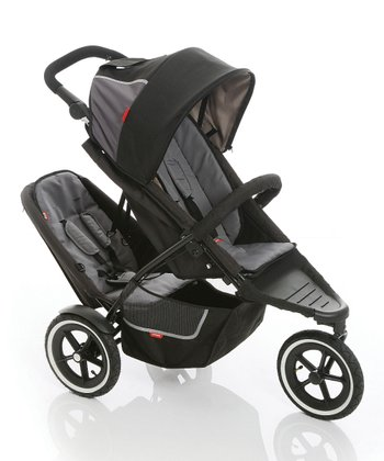 Black & Charcoal Dash Buggy Bundle