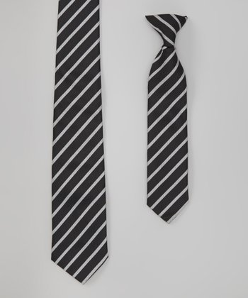 Robert Father & Son Tie Set