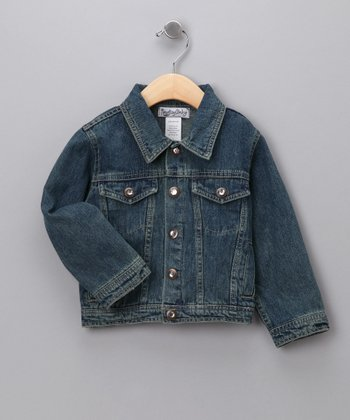 Blue Denim Jacket - Infant & Toddler