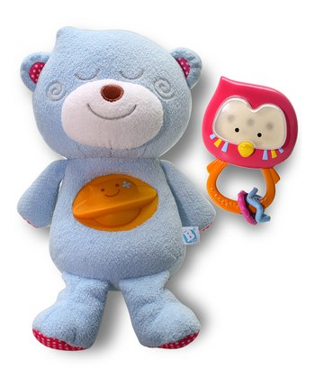 Bobbee Bear Activity Toy