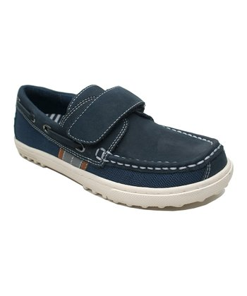 Blue Air Sail Strap Boat Shoe