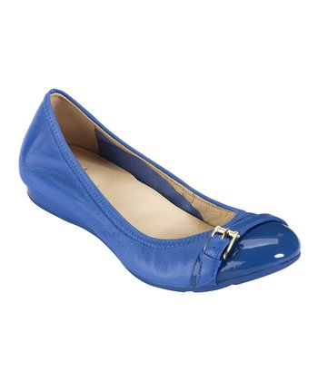 Empire Blue Air Reesa Ballet Flat