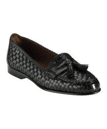 Black Megan Moccasin