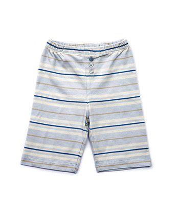 Blue Stripe Pants - Infant