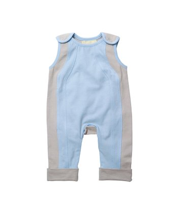Cornflower Panel Playsuit - Infant
