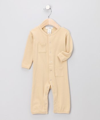 Show & Tell Caramel Playsuit - Infant