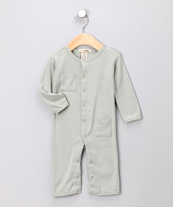 Keen Green Playsuit - Infant