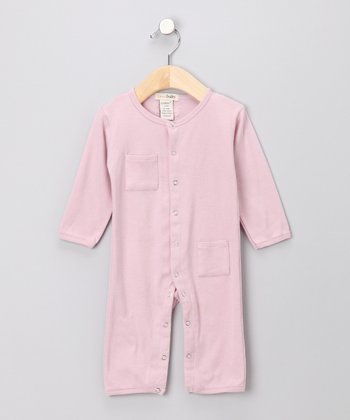 Think Pink Playsuit - Infant