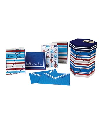 All Aboard Stationery Set