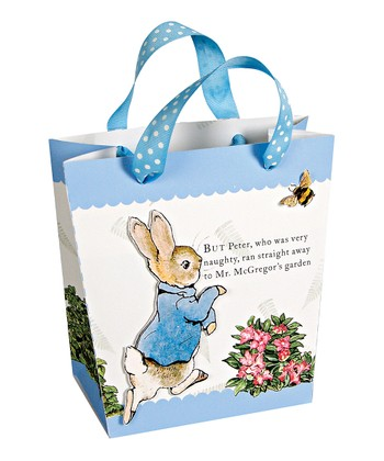 Small Peter Rabbit Gift Bag - Set of Two
