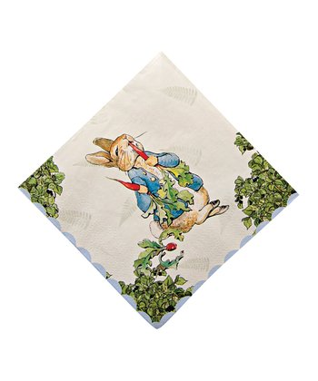 Peter Rabbit Napkin - Set of 40