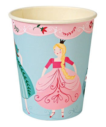 Pink I'm a Princess Party Cup - Set of 24