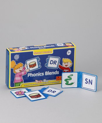 Phonics Blends Smart Puzzler