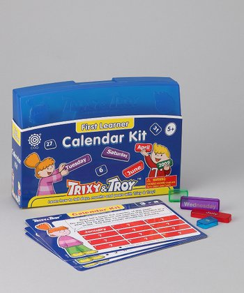 TEDCO First Learner Calendar Kit