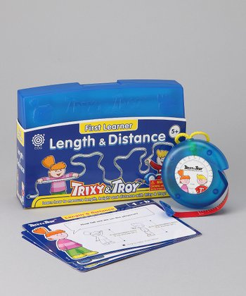 TEDCO First Learner Length & Distance Kit