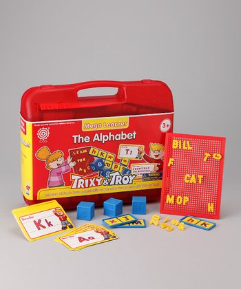 Mega Learner The Alphabet Kit
