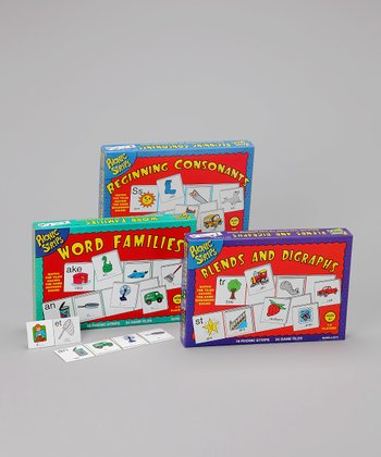 Game Phonics Assortment - Set of Three