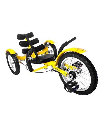 Yellow Mobito Cruiser