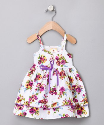 Country Rose Lily Dress
