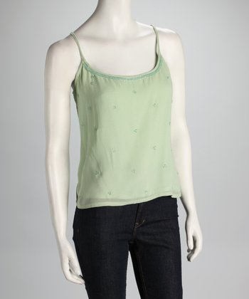 Light Green Tank