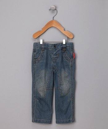Denim Flap-Pocket Jeans - Infant & Toddler