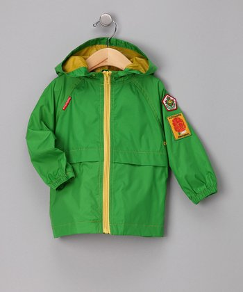 Green Fanny Pack Jacket - Infant