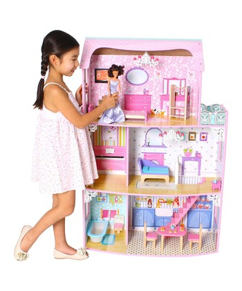 Glamour Mansion Fashion Dollhouse