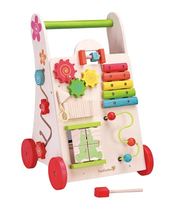 Toddler Play Space: Toys