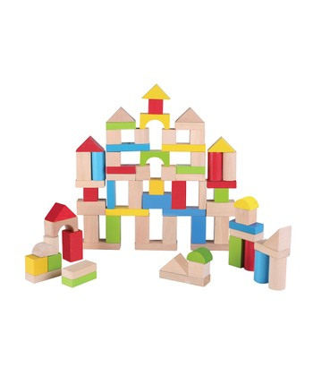 MultiColor Building Block Set