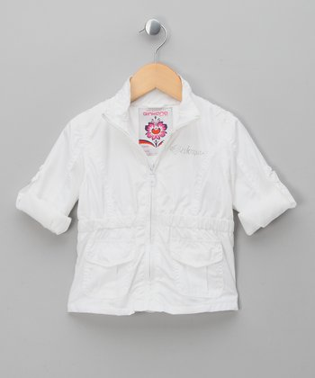 Unico Reina Button-Up - Infant, Toddler & Girls